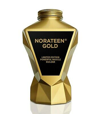 LA Muscle Norateen Gold. Limited Edition Muscle Builder
