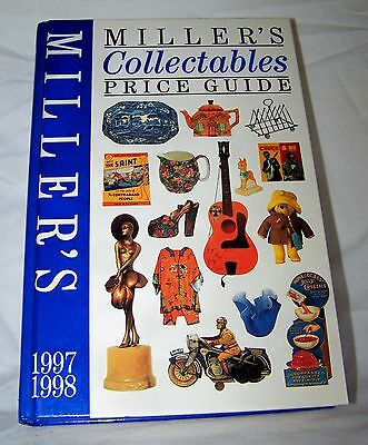 Millers Collectables & Price Guide 1997-1998 Hardback