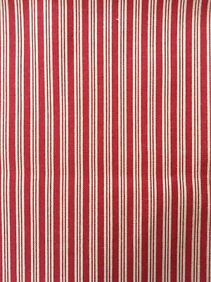 FQ Pomegranate by Rocky Mnt. Quilt Museum for Blue Hills Fabrics Red/White Strip