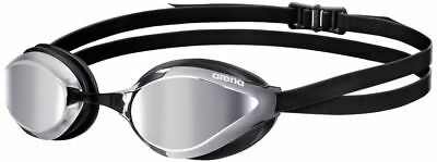 Arena Python Mirror Unisex Swimming Goggles For Competition & Racing - REVO GOLD