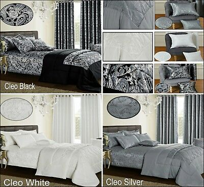 Bedspread Jacquard 3Pcs Set Quilted Bed Throw Bed Runner Comforter 2 Pillow sham
