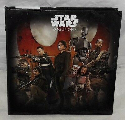 Classeur COSMIC SHELL Leclerc STAR WARS ROGUE ONE complet