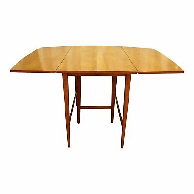 Mid-Century Modern Paul McCobb Planner Group Drop Leaf Dining Table