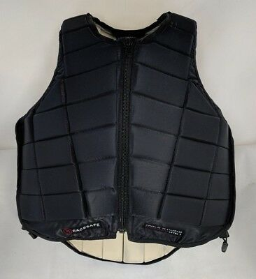 Racesafe RS2010 black Body Protector