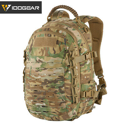 IDOGEAR Tactical Backpack 25L Military Rucksack Dragon Egg Airsoft MultiCam  Pack 0c88dabe64543