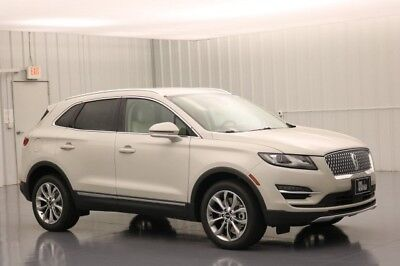 Lincoln MKC SELECT 2.0 FWD 6 SPEED AUTOMATIC 4WD SUV MSRP $42585 MCK CLIMATE PACKAGE SELECT PLUS PACKAGE BRIDGE OF WEIR DEEPSOFT LEATHER