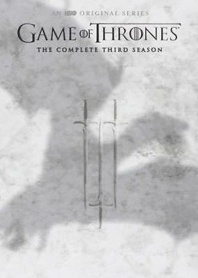 Game of Thrones - The Complete Third Season - Blu-Ray - Excellent Condition