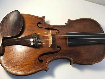 Old Hopf German Violin