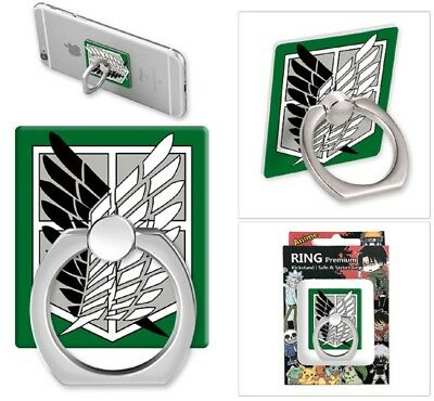 Anime Attack On Titan Phone Ring Holder USA SELLER!!! FAST SHIPPING!