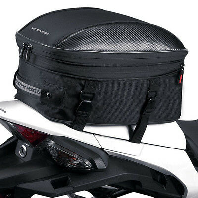 Nelson Rigg NEW CL-1060-ST Sport Touring Motorcycle Road Bike Tail Seat Bag