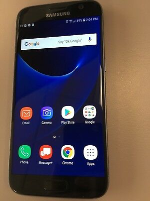 Samsung Galaxy S7 SM-G930 - 32GB - Black Onyx (Verizon) Smartphone