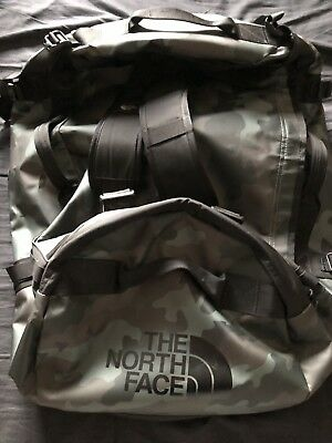 North Face Base Camp Duffel Bag Large Camo