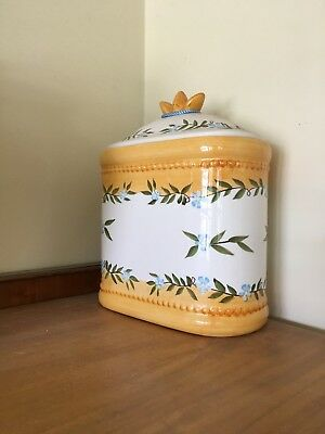 biscotti cookie jar