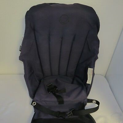 Bugaboo Frog Stroller Bassinet Blue Seat Canvas Baby Carrycot Cover Fabric Boy