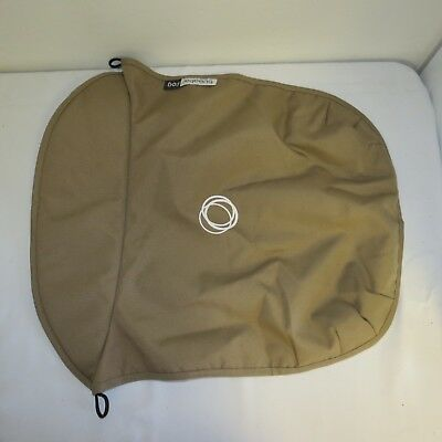 Bugaboo Frog Baby Child Stroller Bassinet Seat Apron Beige Tan Replacement Parts