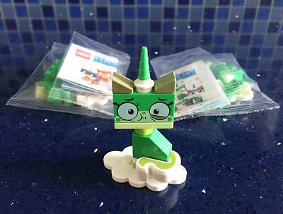 LEGO UNIKITTY MYSTERY PACK - QUEASY UNIKITTY - new in sealed bag - 2018 Series 1