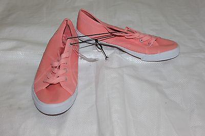 Ladies New Pink Trainers Size 41 Uk 7 Pump Shoes by Fiore