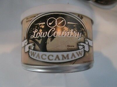 Sealed Vaccamaw Low Country 2 Oz Collectible Pipe Tobacco Tin