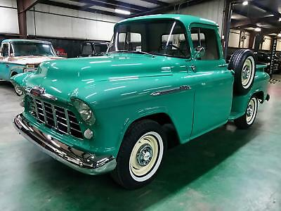 1956 Chevrolet Other Pickups Inline 6 / 3 Speed Manual 1956 Chevrolet 3100 Series Pickup