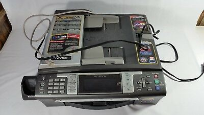 Brother  MFC885CW all in one wireless printer, copier, fax