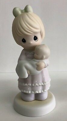 Precious Moments Figurine Special Delivery