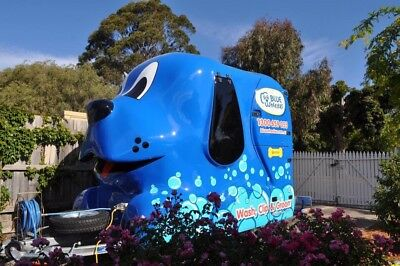 Bluewheeler Dog Wash For Sale (Langwarrin)