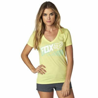 T-shirt Fox Standby W lime