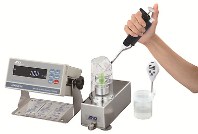 AND Weighing AD-4212B-PT Pipette Accuracy Tester