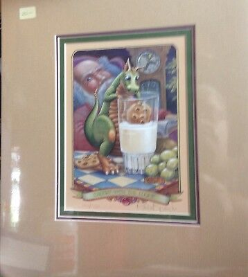 """Randal Spangler print """"Caught with the Cookies"""""""