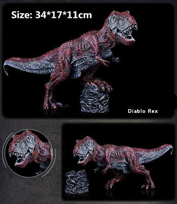 Tyrannosaurus Rex T-Rex Figure Action Dinosaur Toys Trex Animal Collector Decor