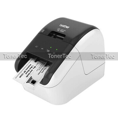 Brother QL-800 Professional USB Direct Thermal Label Maker+Auto Cutter TZe