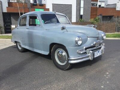 standard Vanguard , not Holden,ford or Chev