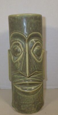Moai Tiki Mug From Mark Thomas Outrigger  Cannery Row Monterey Ca In Exc Cond