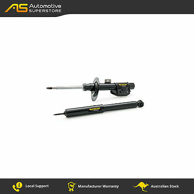 Monroe 15-1703 Pair GT-Gas with Reflex Shock Absorber