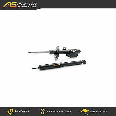 Monroe 15-3116 Pair GT-Gas with Reflex Shock Absorber