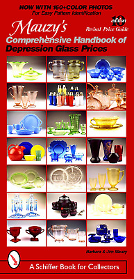 Mauzy's Comprehensive Handbook of Depression Glass Prices (Schiffer for Collecto
