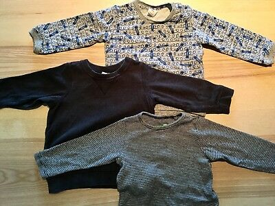 Boys Jumpers & Beanie, 12-18 Months and 1, Seed Heritage, Cotton On, H&M