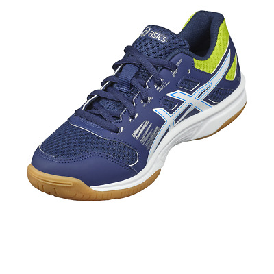 ASICS GEL-FLARE 6 GS - Kinder-Hallenschuhe - Indoor - blue-green -  C70NQ-4901