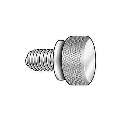 Z2313SS GRAINGER AP 18-8 Stainless Steel Thumb Screw,Knurled,8-32x3//8 L,18-8 SS