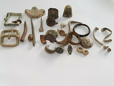 Fantastic Lot Of Ancient Artifacts Very Interest.