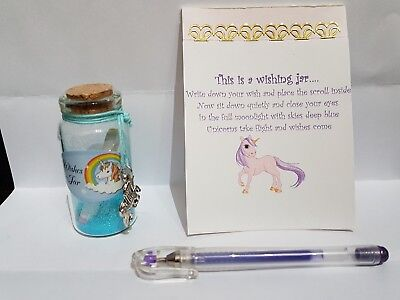 Unicorn Wish Jar