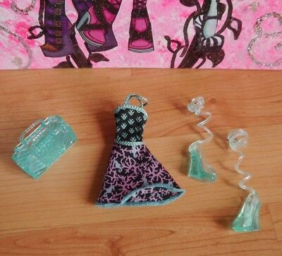 Monster High Puppenkleidung + Fashionset Lagoona +