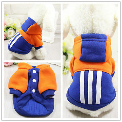 Casual Clothing For Warm Winter Pets Jacket Clothes Coat Hoodie Adidog Dogs Dog