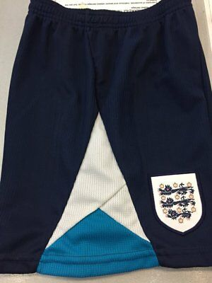 England Football Shorts Size Medium