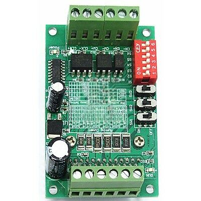 TB6560 3A Driver Board CNC Router 1 Axis Controller Stepper 6-wire Motor Drivers