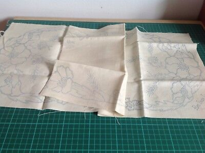 Pure Irish Linen Table Runner To Embroider