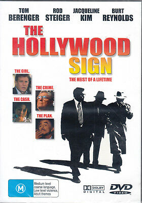 THE HOLLYWOOD SIGN Tom Berenger DVD Region Free - PAL New / Sealed      SirH70