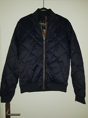 New Barbour Steve Mcqueen International Ltd Bomber Jacket Medium ! 220 $