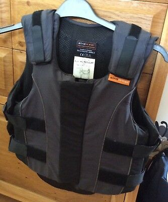 airowear body protector see photo's for size