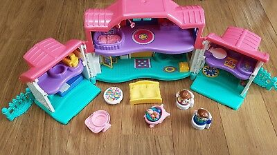 Fisher Price Little people dolls house - makes sounds